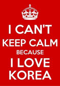 I <3 the culture,K-Dramas,the language,k-pop....I <3 Korea (^.^)
