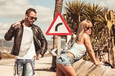 """Ibiza Like a Rockstar"" - Photograph: Vicent Marí (http://vicentmarifotografia.com/) & Guillermo Rodriguez & Charles Brongniart  // Cadillac: Elite Service Ibiza (www.eliteserviceibiza.com) // Hairdresser: The Barber Ibiza (https://www.facebook.com/thebarberibiza) //  Makeup: Can You Dream In Color (http://www.canyoudreamincolor.com/)"