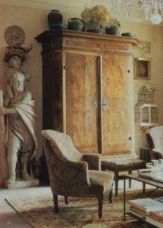 Interior design ~ French