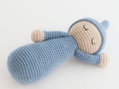 Amigurumi Comforter: The Pat - Prom Hair Styles Comforter - Diy Crafts - bobcik Baby Knitting Patterns, Crochet Bunny Pattern, Crochet Rabbit, Cute Crochet, Crochet Toys, Crochet Baby, Knit Crochet, Crochet Patterns, Knitted Bunnies