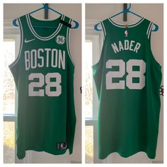 eac78652b 2018 Abdul Nader Authentic Game Worn