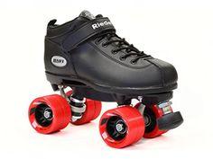 Speed Roller Skates - Riedell Skates Dart Roller Skate >>> For more information, visit image link.