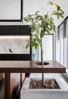 Top Modern Office Design Trends – Modern Home Modern Office Design, Modern Interior Design, Small Office Furniture, Floral Room, Japanese Interior, Office Interiors, Kitchen Interior, Office Decor, Office Ideas