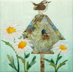 McKenna Ryan High Wrent Quilt Pattern Home by UndercoverQuilts, $10.50