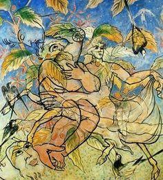 Luscunia - (Francis Picabia)