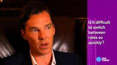 Benedict Cumberbatch reveals 'Sherlock' plot point