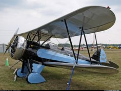 WACO QCF-2  TOP OF THE LINE...MOST BEAUTIFUL PLANE ! EVER!