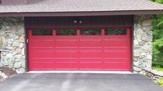 Garage Door Colors, Garage Doors, Garage Makeover, Outdoor Decor, Home Decor, Decoration Home, Room Decor, Carriage Doors, Garage Remodel