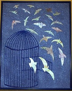 Explore amazing art and photography and share your own visual inspiration! Magritte, The Caged Bird Sings, Inspiration Art, Bird Illustration, Art Graphique, Sculpture, Illustrations And Posters, Amazon Art, Art Plastique