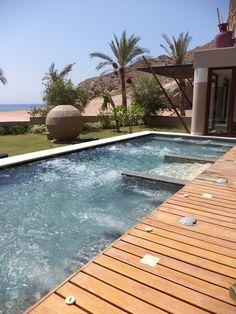 Spa @ Club Med Sinai Bay, Egypt