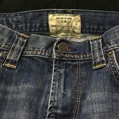 Taverniti So Jeans. Pre -owned Jeans. Men Designer Jeans. When wearing these jeans you will be in crowd. Must go. Spring Cleaning. Taverniti So Jeans Jeans