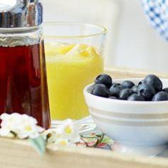 St Clement's Rise & Shine Juice #orange #lemon