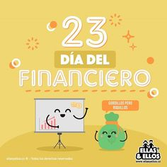 Feliz día #Financieros que tus ingresos sigan creciendo por montones 💰💰 Family Guy, Decor, Financial Statement, Happy Day, Decoration, Decorating, Griffins, Deco