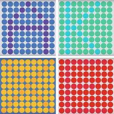 Desafio das cores vai confundir sua visão