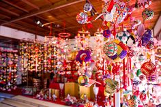 柳川雛祭り「さげもんめぐり」〜御花のさげもん