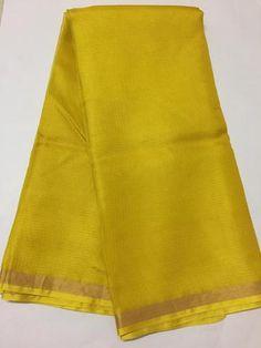 Pure kota silk saree