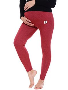 6452e23ba5 New Pregnant Women Maternity Leggings Over Bump Full Length Pants Trousers.  Shopping Craze