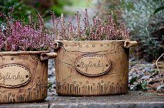 Pottery Pots, Slab Pottery, Ceramic Pottery, Ceramic Pinch Pots, Ceramic Plant Pots, Pottery Handbuilding, Flower Pots, Clay Flowers, Ceramic Light