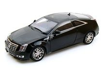 Cadillac CTS Coupe 1/18 Black