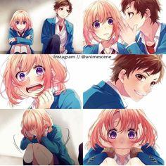 Koi, Anime Love, Anime Guys, Manga Art, Manga Anime, Zutto Mae Kara, Honey Works, Sailor Moon Wallpaper, Vocaloid