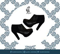 Luce elegante con zapatos #guidocolombia #fashion #elegancia ¡Visítanos!