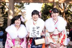 Coming Of Age Day in Japan Kimono (10)
