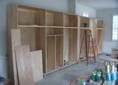Garage Cabinets - Building  Construction - DIY Chatroom - DIY