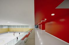 Gallery - New Sports Buildings in Olot / BCQ arquitectura - 1