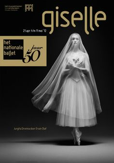 dutch national ballet, poster campaign 2011 - 2012 on Behance