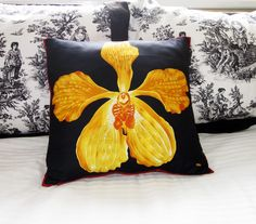 Amber Orchid Vintage Jim Thompson Silk Cushion by Latrouvaille, via Etsy. 25.00  Cushion Covers 64ff3d812c