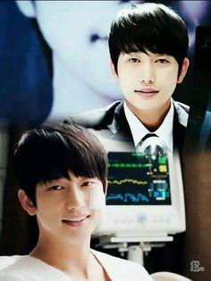 Park Shi Hoo - 박시후 as Lee Doo-seok in  Confession of Murder movie