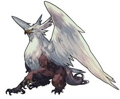 Beast Inspiration: What a gryphon might look like in the world of Ardhon.