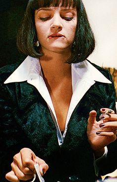 Pulp Fiction.  Uma Thurman
