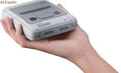La SNES Mini llegará a España el 29 de septiembre con 21 juegos clásicos instalados