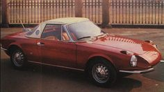 1966 Simca 1000 coupe by Sibona