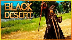 ► Black Desert: NUEVA CLASE! Wizard Gameplay | Español