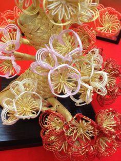 梅   ㈲ながさわ結納店  #japan #mizuhiki #wedding #yuino#fukuoka#hakata