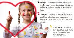 Τι δηλώνει η επιλογή χρώματος για το συναισθηματικό κόσμο του παιδιού