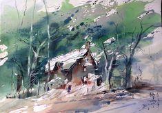 Китайский художник Cao Bei-an. Обсуждение на LiveInternet - Российский Сервис Онлайн-Дневников