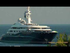 Sheikh Hamad bin Jassim bin Muhammad Al Thani and his Crazy US$ 200 Million Yacht Al Mirqab