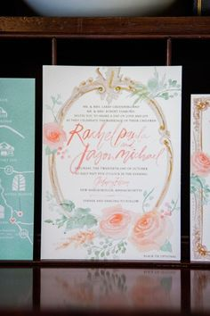 Gallery & Inspiration | Category - Invitations | Picture - 1316903