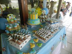 Mickey 1st birthday party