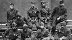 The Harlem Hellfighters were an African-American infantry unit in WWI who spent more time in combat than any other American unit. Despite their courage, sacrifice and dedication to their country, they returned home to face racism and segregation from their fellow countrymen.