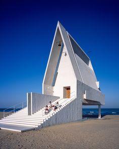 Galería de Capilla Seashore / Vector Architects - 31