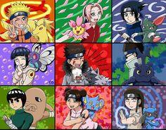 Pokemon Naruto