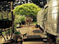 7 Vintage Airstreams You Can Rent