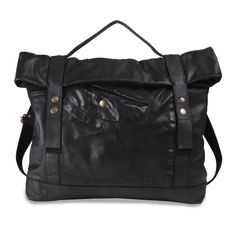 cartable XL (cuir black)