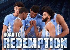 Has been completed! 2017 NATIONAL CHAMPIONS!!!!! Tar FREAKING Heels! Carolina Pride, Carolina Blue, Acc Basketball, Unc Chapel Hill, Unc Tarheels, University Of North Carolina, Sports Memes, Tar Heels, College Hoops