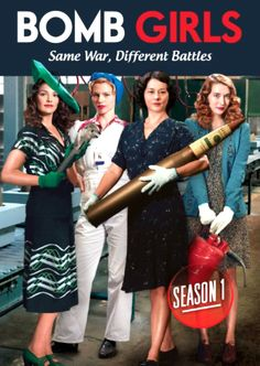 "Set during World War II, the Canadian television series BOMB GIRLS tells the story of women who risked their lives in a munitions factory. Liberated from social and cultural restrictions, they embrace their newfound freedom and change their lives forever. Episode 3 of Season One contains ""Hey Cinderella"" by BERL OLSWANGER…"