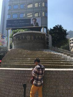 Hong Kong - The Peak Tram